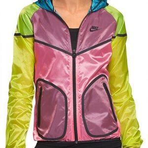 🆕   ✔️ Nike Color-block Windbreaker